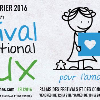 De retour du Festival International des Jeux de Cannes