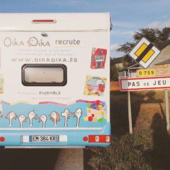 La Oika'Mobile – semaine 6