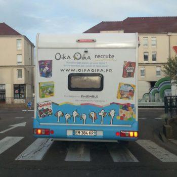 La Oika'Mobile recrute des VDI !